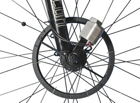 bicycle wheel generator light reader tip magtenlight generates energy from your bike