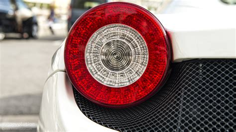 ferrari tail lights ferrari 458 spider review autoevolution
