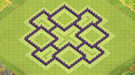 th7 village layout th7 layout defense www pixshark com images galleries