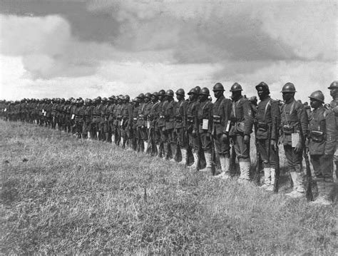 New York Labor Section 191 by The All Black Wwi Regiment Renowned For Courage Despite Prejudice
