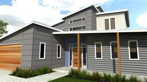 modern kit home design