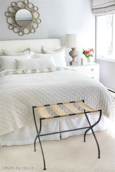 room musts ten essentials for a guest room retreat driven by decor