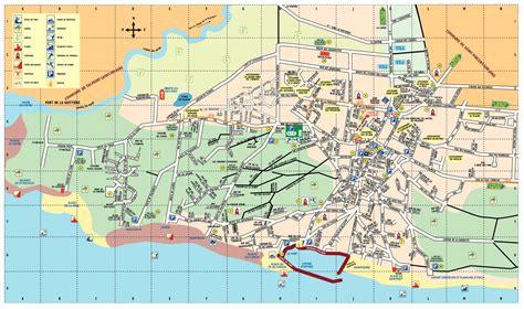Parc De La Grange Jard Sur Mer by Calam 233 O Plan De Jard Sur Mer