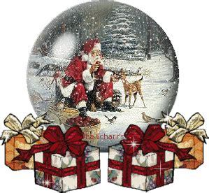 giochi di babbo natale porta i regali globi natalizi animati con neve