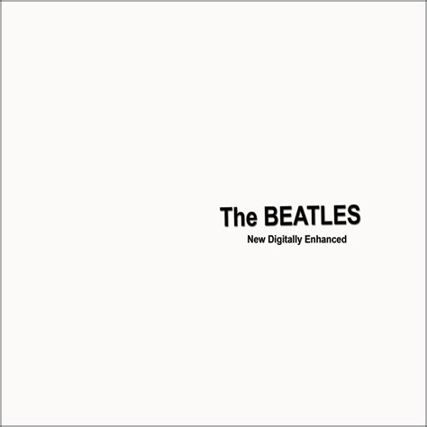 the white album album cover the beatles white album regrajeda s blog