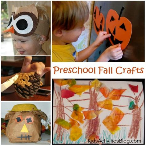 fall kid crafts fall craft ideas preschoolers image search results