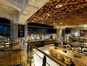 Shop In Shop Interior Designs Starbucks Coffee Shop Interior Design Ideas Restaurant N