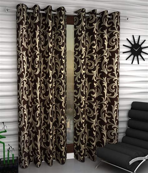 set of curtains home sizzler door eyelet curtains set of 2 buy home
