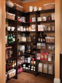 Kitchen Pantry Closet Organization Ideas Organization And Design Ideas For Storage In The Kitchen