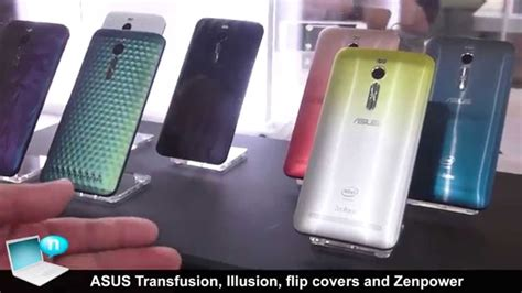 Zagbox Flip Cover Asus Zenfone 2 Selfie 2015 55 Inch Zd551 Merah asus zenfone 2 accessories illusion covers transfusion