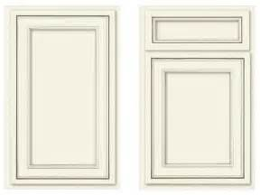 kraftmaid kitchen cabinet doors canvas recessed panel traditional kitchen cabinetry