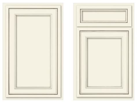 recessed kitchen cabinets canvas recessed panel traditional kitchen cabinetry