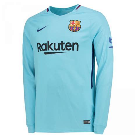 Jersey Barcelona Away 2018 barcelona 2017 2018 away sleeve shirt 847250 484