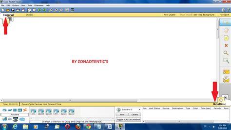 tutorial cisco tutorial cisco paket tracer zonaotentics