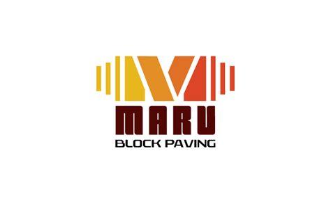Paving Logo Block Paving Logo Design