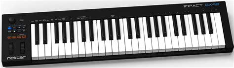 best midi keyboard the best 49 key midi controller keyboards 2017 gearank