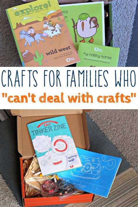craft subscription for why we subscription boxes for