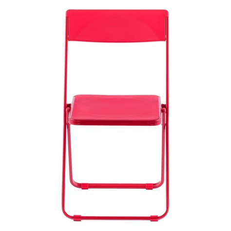 container store desk chair red poppin slim folding chair the container store