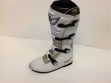 berik motocross boots berik contender motocross boots new mx white uk 5 euro 38