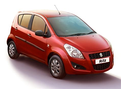 Maruthi Suzuki Maruti Suzuki Launches Facelifted Ritz At 5 31 Lakh
