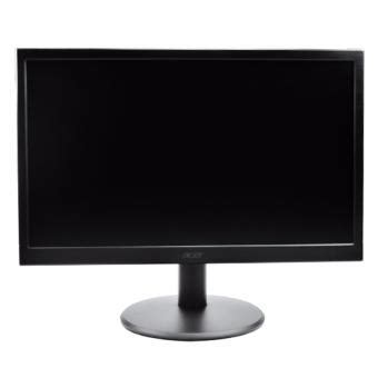Monitor Acer 18 5 Inch acer monitor 18 5 inch led eb192qb lazada co th