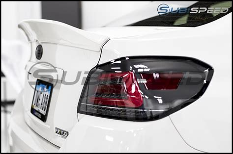 subispeed tr tail lights subispeed usdm tr style sequential tail lights cb 15