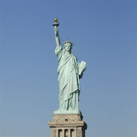 lade liberty facts about the statue of liberty usa today