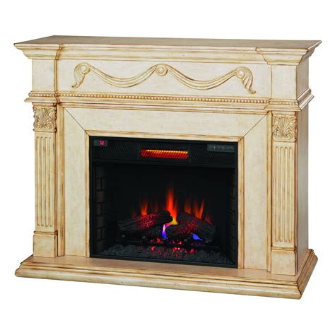 Classic Electric Fireplace by Classic Gossamer 28wm184 T408 Electric Fireplace