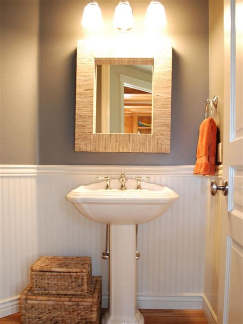 hgtv bathroom designs small bathrooms 12 clever bathroom storage ideas hgtv