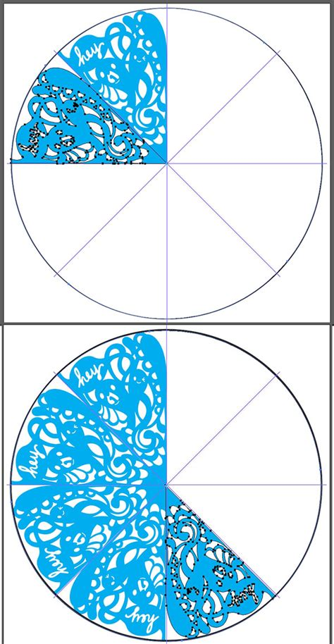 tutorial snowflake illustrator how to create a digital doodled snowflake in adobe illustrator
