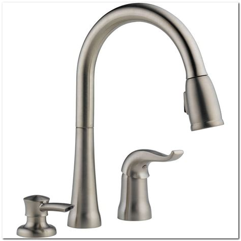 Delta Kate Kitchen Faucet Delta Kate Pull Down Kitchen Faucet Sink And Faucet