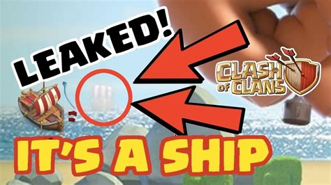 clash of clans broken boat clash of clans how to sail the ocean from quot broken boat