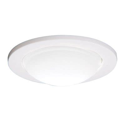 recessed lighting for bathroom showers halo halo 4 in white shower recessed lighting trim lowe