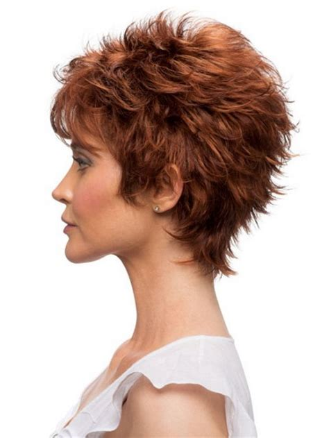 pictures of short hairstyles for over 60 with thin fine hair short haircut for women over 60