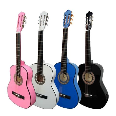 imagenes guitarras blancas pack guitarra clasica rocio para ni 209 os 5 accesorios