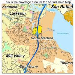 map of madera california aerial photography map of corte madera ca california
