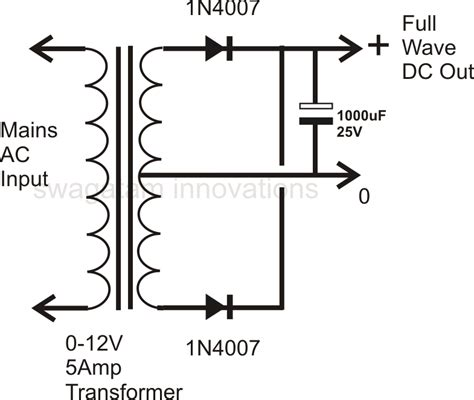 diodes are used in electrical power supply circuits primarily as how to design a power supply circuit simplest to the most complex