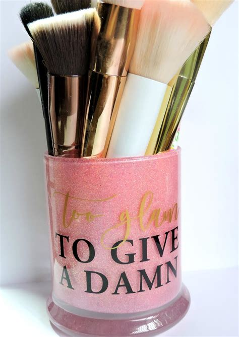 makeup brush holder etsy makeup brush holders review decorated