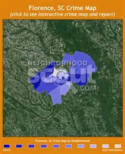 carolina crime map florence sc crime rates and statistics neighborhoodscout