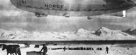tenda rossa nobile i dirigibili il tricolore e la tenda rossa il polo nord
