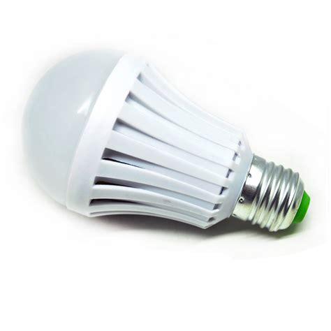 Bohlam Led 5w Troy taffware led bulb light e27 5w with touch sensor lu bohlam sentuhan jari white