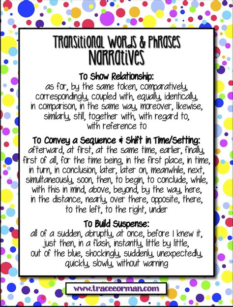 transition words complete the sentence writing worksheet