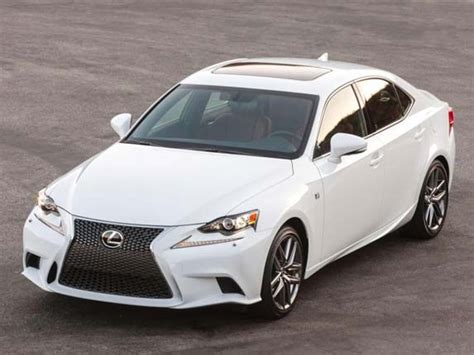 lexus sedan 2016 2016 lexus is sedan updated kelley blue book