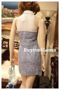 Blue Casual Denim Dress Sml 42911 wb peppe peluso fashion designer sports fashion cotton