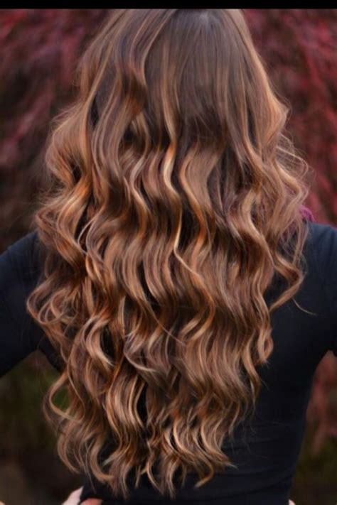 long hairstyles with brown hairnwith carmel highlights of 2015 long brown hair with caramel highlights