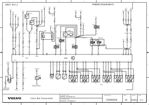 volvo b12b wiring diagram wiring diagram with description