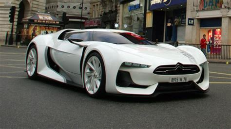 Citroen Gt Price by Gtbycitroen Concept News 2009 Top Gear