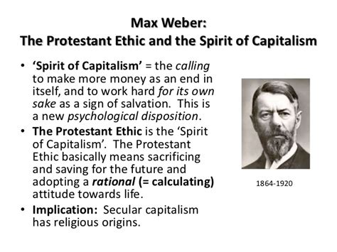protestant ethic thesis ricardo duchesne quot should the protestant ethic become the