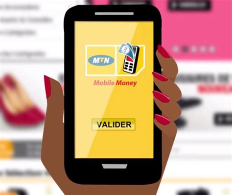 mtn mobile money mobile money de mtn comment sa marche