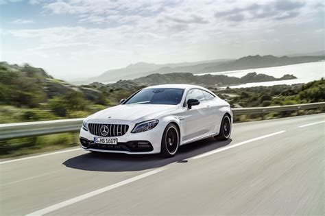 Mercedes Modellen 2019 by Mercedes Amg C 63 S Coup 233 2019 Facelift Teknikens V 228 Rld